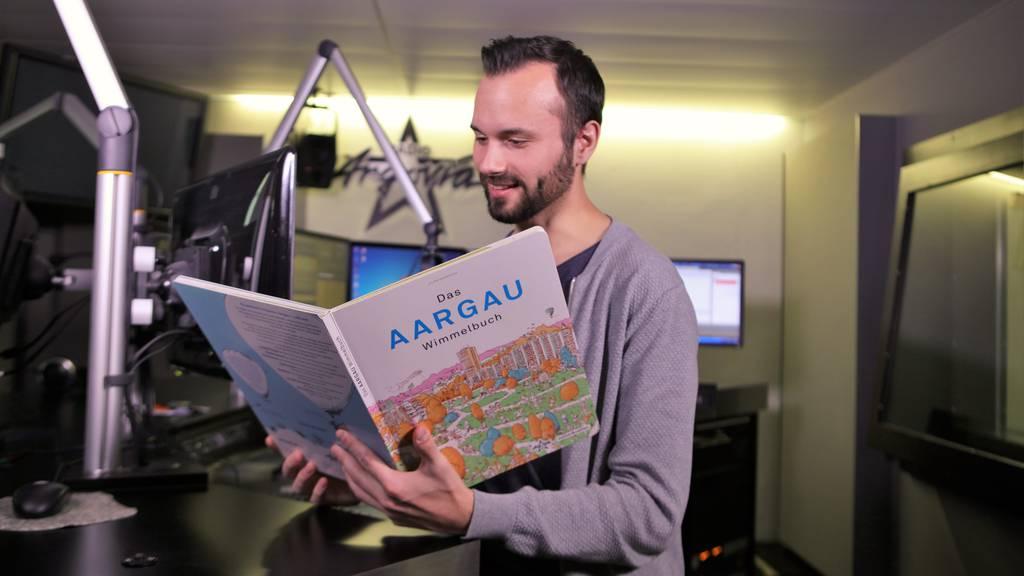 Das «Aargau Wimmelbuch» ist da