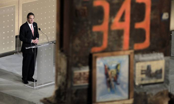 Museum zu Terroranschlägen in New York eröffnet