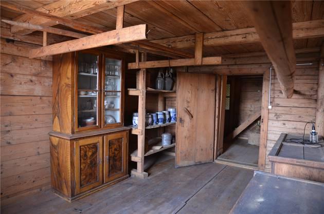 Ein Zimmer der alten Mühle: Bei einer Umnutzung redet auch die Denkmalpflege mit.