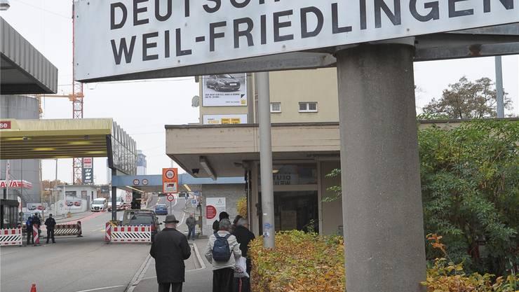 Neuer Zoll in Basel/Weil benötigt
