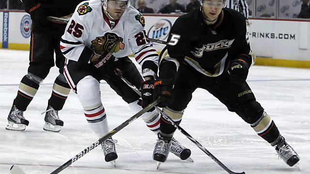 Sbisa mit sechstem NHL-Assist