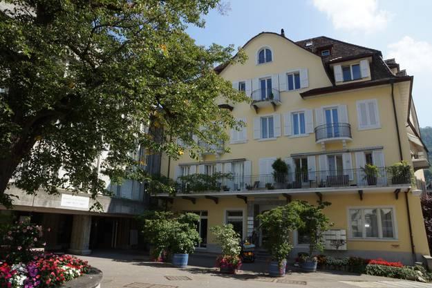 Der ehemalige Schweizerhof