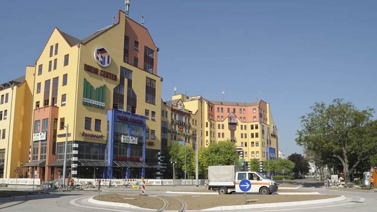 Das Rheincenter in Weil am Rhein wurde wegen einer Bombendrohung evakuiert.