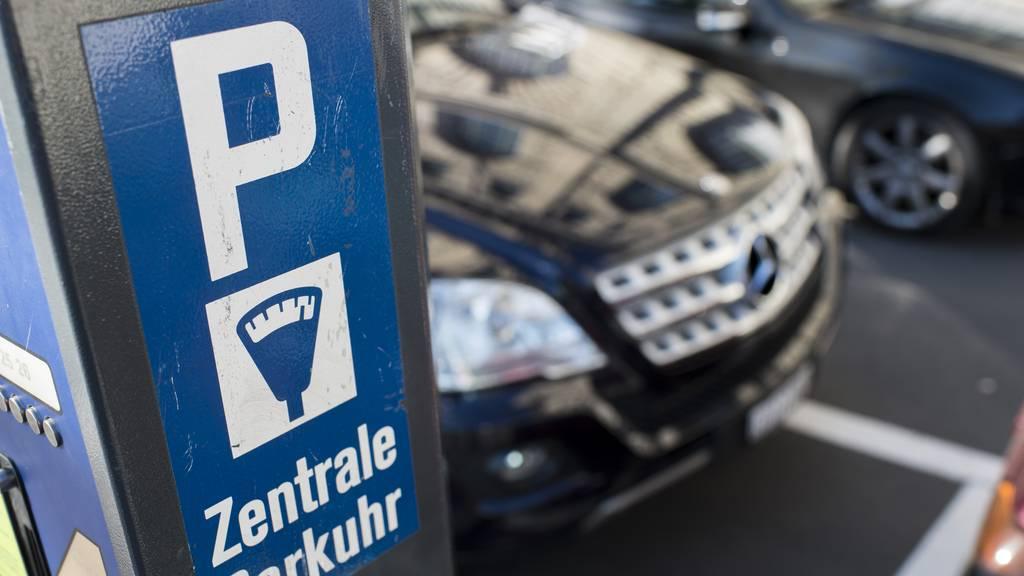 Parkieren in der Stadt Bern soll teurer werden