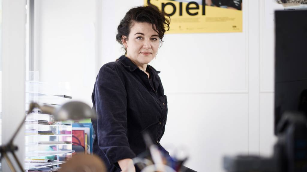 «Selbstkritik ist zwar wichtig, aber Zweifel sind hinderlich», rät die Schweizer Produzentin Franziska Sonder dem Filmnachwuchs.
