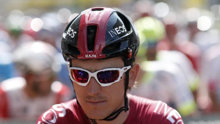 Geraint Thomas: Tour-de-France-Sieger von 2018.