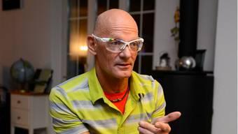 Heinz Frei hat unzählige Erfolge. Er sagt: «Früher konnte ich erwarten, dass ich Rennen gewinnen kann. Heute darf ich noch.»