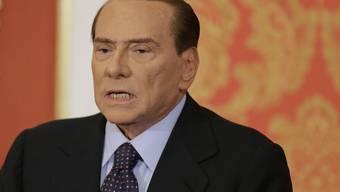 Silvio Berlusconis Partei hat das Nachsehen (Archiv)