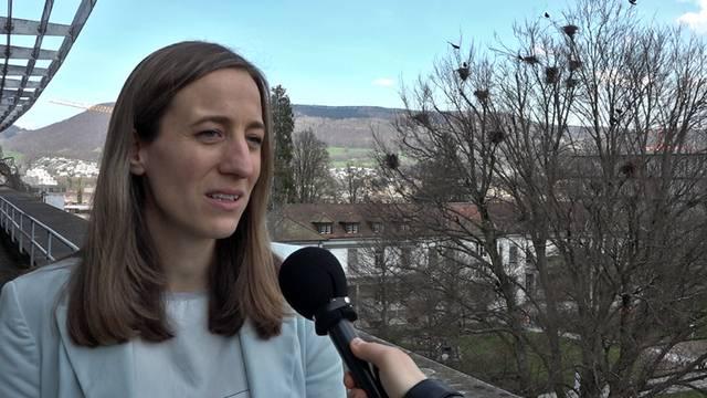 «Wir versuchen, ein sinnvolles Miteinander zu finden»: KSA-Sprecherin Andrea Rüegg über Vogelkot, Klangelemente und die interne Beschwerdestelle.