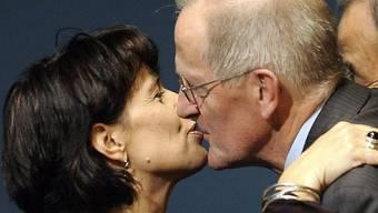 An der UNO-Versammlung in New York trafen sie sich wieder.
