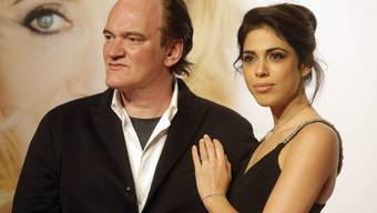 """Verlobt sind Quentin Tarantino und Daniella Pick zwar schon seit Ende Juni, am Samstag wurde aber gross in New York gefeiert. Mit Gästen wie Samuel L. Jackson, Bruce Willis und Uma Thurman wurde es fast so etwas wie ein """"Pulp Fiction""""-Klassentreffen. (Archivbild)"""