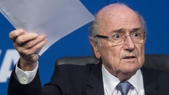 David Degen steht nach wie vor hinter Sepp Blatter.