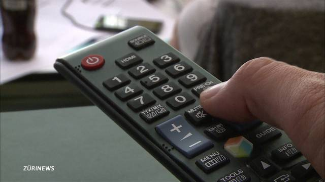 1 Franken pro Tag für Radio und Fernseher ab 2019