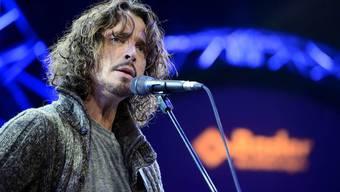 Seine markante Stimme überzeugte: Chris Cornell an der Baloise Session 2013