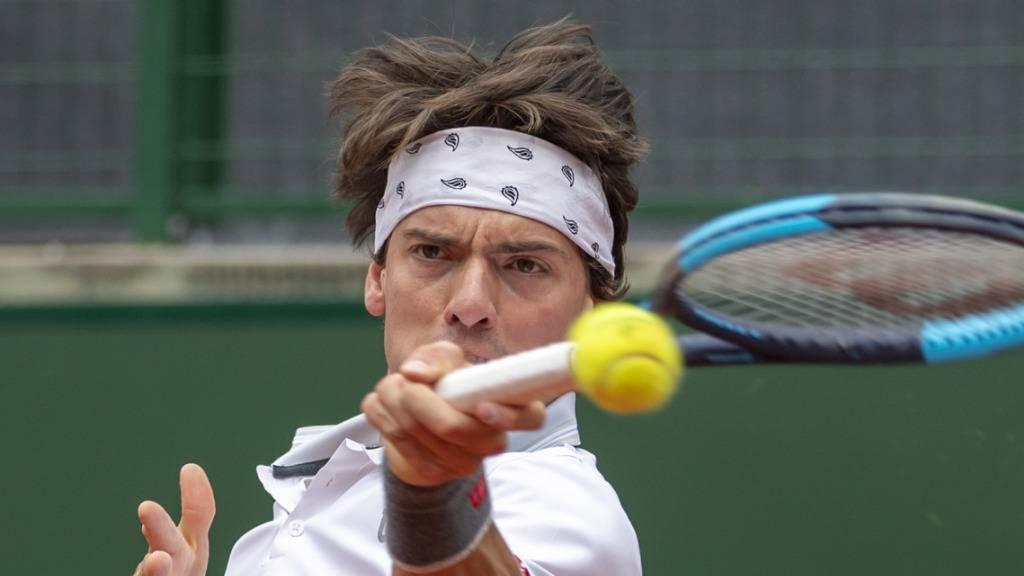 Hüsler gewinnt zum zweiten Mal ein Challenger-Turnier