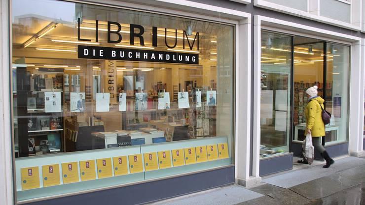 Die Buchhandlungen Librium und . . .