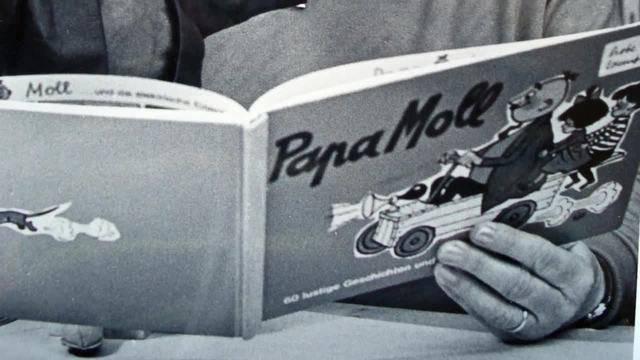 """So war die Erfinderin von """"Papa Moll"""""""