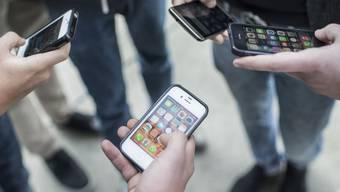 In manchen Weltgegenden hat fast jede Person ein Handy