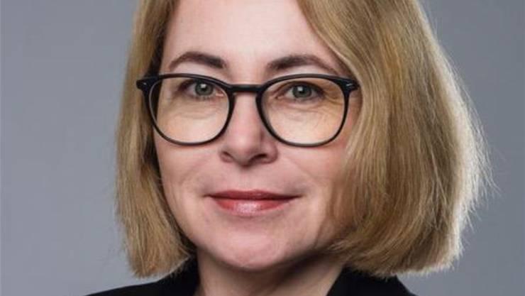 Gemeindepräsidentin von Riedholz: Jasmine Huber