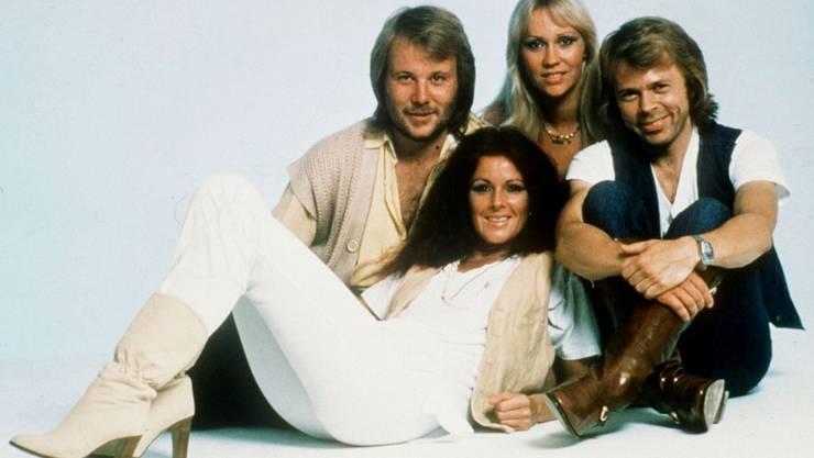 Zum 40-Jahr-Jubiläum könnte ein ABBA-Comeback Realität werden. (Archiv)