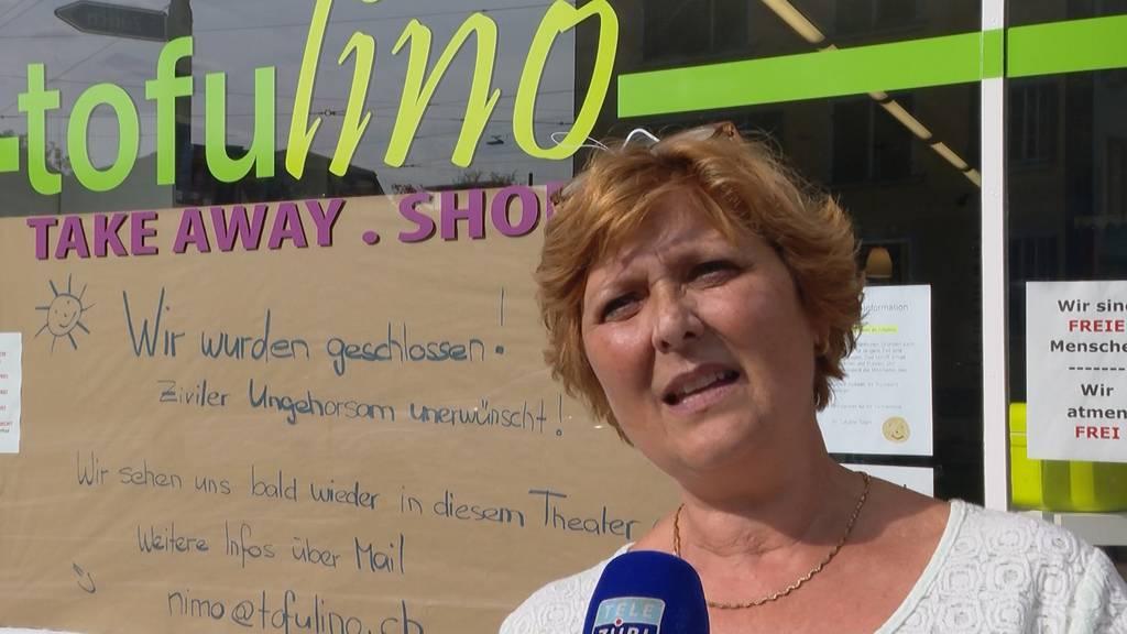 Betreiberin verweigerte Maskenpflicht: Vegan-Shop in Winterthur geschlossen