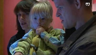 Schwere Entscheidung: Kind mit Downsyndrom