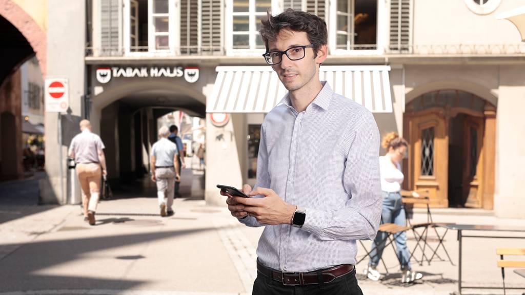 Der App-Entwickler der Nation: Dieser Mann steckt hinter der Corona-App