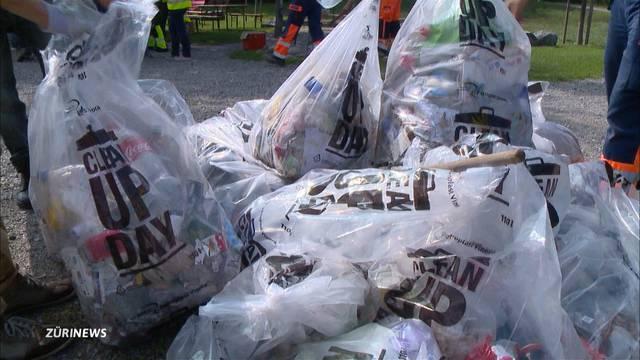 Güsle-Trend: Immer mehr sammeln in der Freizeit Abfall