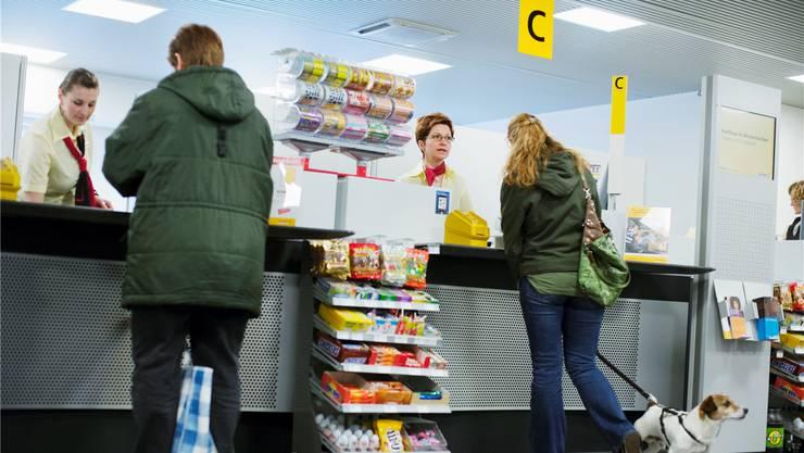 In 12 Fricktaler Gemeinden gibt es noch eine Poststelle, weitere Schliessungen könnten folgen.