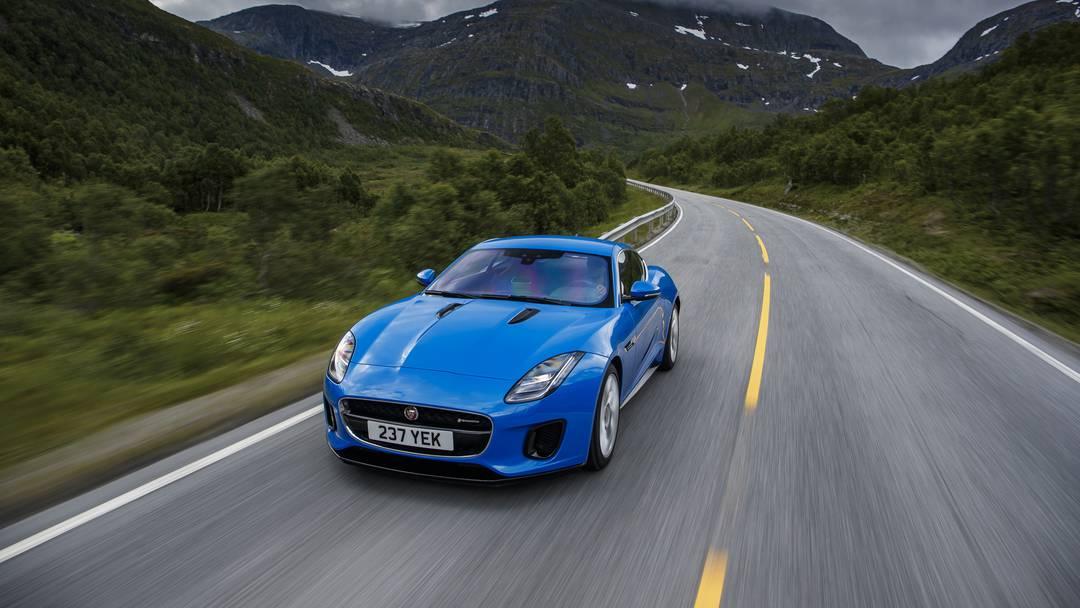 Jaguar F-Type i4
