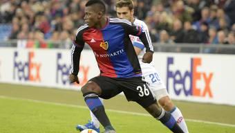 In Basel ist man froh, dass Breel Embolo nicht längere Zeit ausfallen wird.