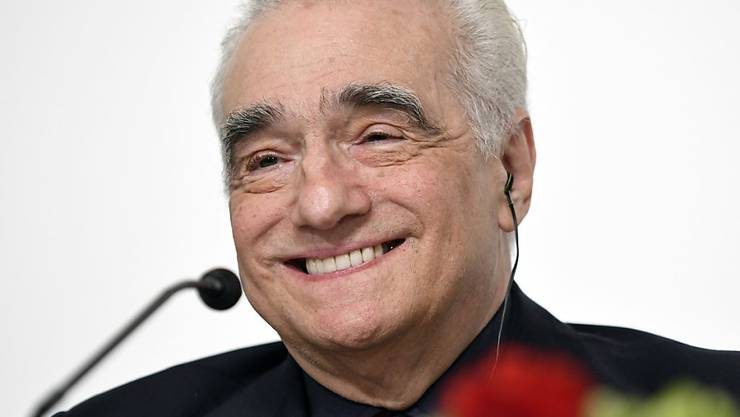 """Papst Franziskus hat Martin Scorsese seinen """"blasphemischen"""" Film """"The Last Temptation of the Christ"""" offenbar verziehen und ihn am Mittwoch zur Audienz empfangen. (Archivbild)"""