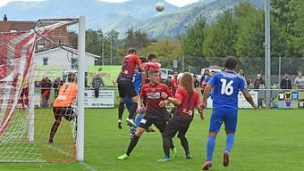 Fussball Wangen-Olten