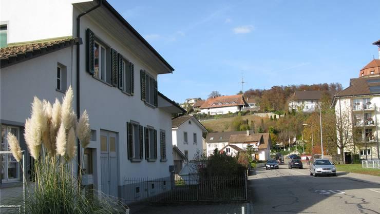 Das Betreuungs- und Pflegezentrum Schlossgarten: Der Antrag auf eine Teilzonenplanänderung wurde einstimmig vom Gemeinderat angenommen. (Archiv)