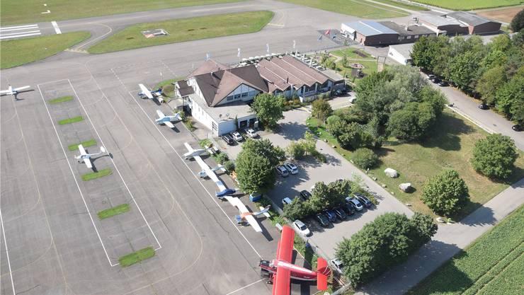 Momentan besitzt der Flugplatz Birrfeld eine provisorische Betriebskonzession.