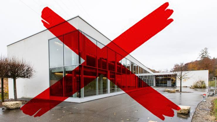 Nicht mehr dabei: Oberstufenschulhaus in Mumpf. Bild: Claudio Thoma