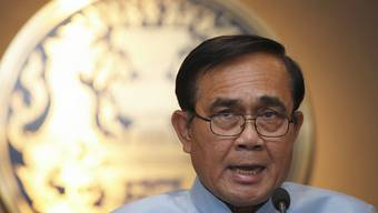 In Thailand regiert seit einem Putsch 2014 das Militär. Der damalige Putschgeneral Prayut Chan-o-cha will als Premierminister im Amt bleiben. (Archivbild)
