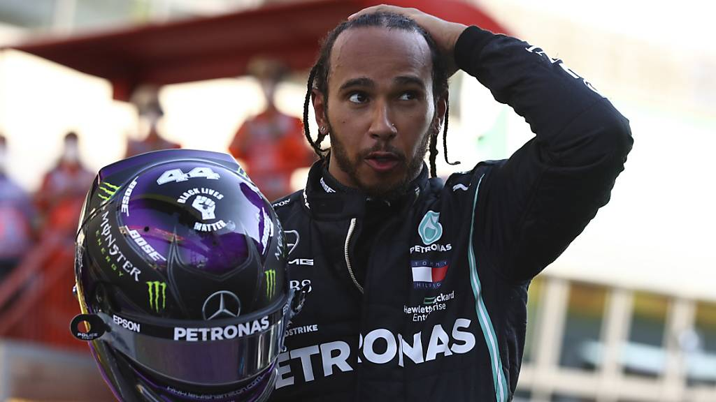 Pole-Position für klar überlegenen Hamilton