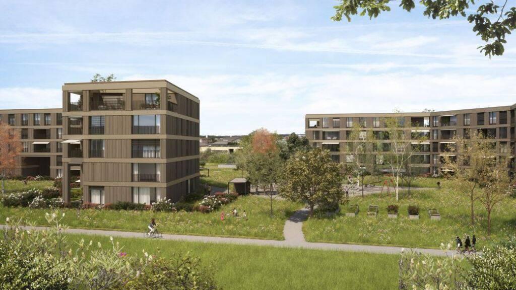 Grünes Licht für neue Überbauung in Emmen