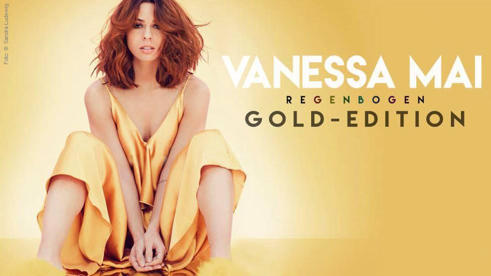 Vanessa Mai - Gold Edition «Regenbogen»