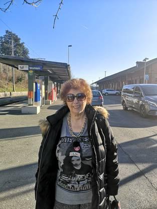 Christine Keller, 69, Wohlen: «Die Fasnacht hat mich früher sehr interessiert. Die Atmosphäre ist einfach toll. Ich mag auch die Musik und die verschiedene Guggen, die zur Fasnacht einfach dazugehören. Früher habe ich in Basel gewohnt und besuchte dort oft die Fasnacht. Auch in Zürich war ich schon an der Fasnacht, aber im Freiamt noch nie. Mittlerweile gehe ich auch nicht mehr an Umzüge.»