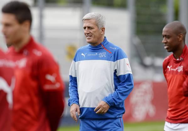 Der neue Trainer der Schweizer Fussball Nationalmannschaft, Vladimir Petkovic.