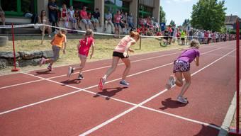 Bettlach Schulsporttag 2018