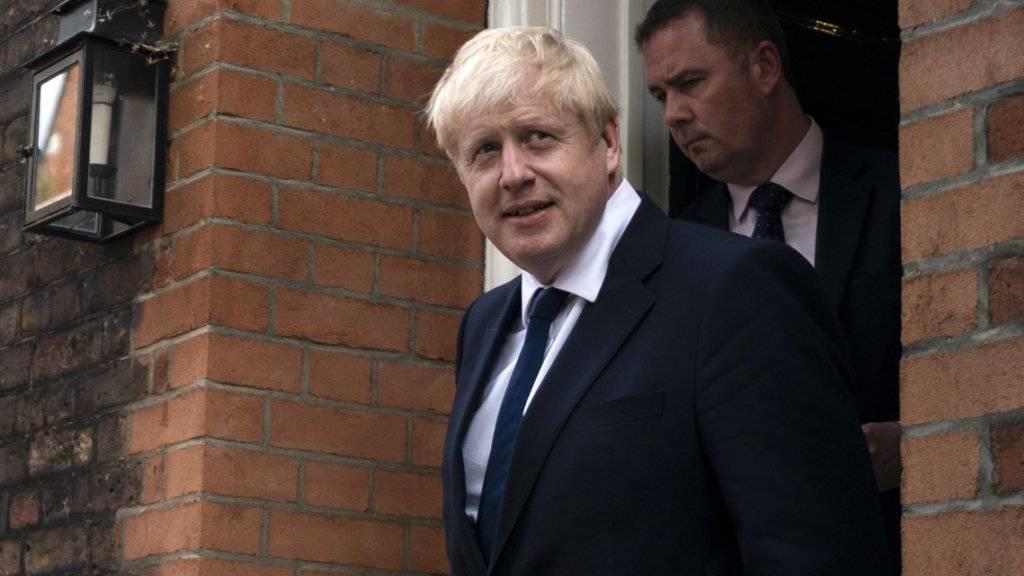 Boris Johnson wird wahrscheinlich neuer Premierminister