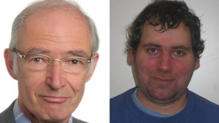 «Alexander Moshe ist eine sehr nette Person und solche Handlungen, wie sie nun publik wurden, traut man ihm nicht zu», sagt Ernst Joss (links).