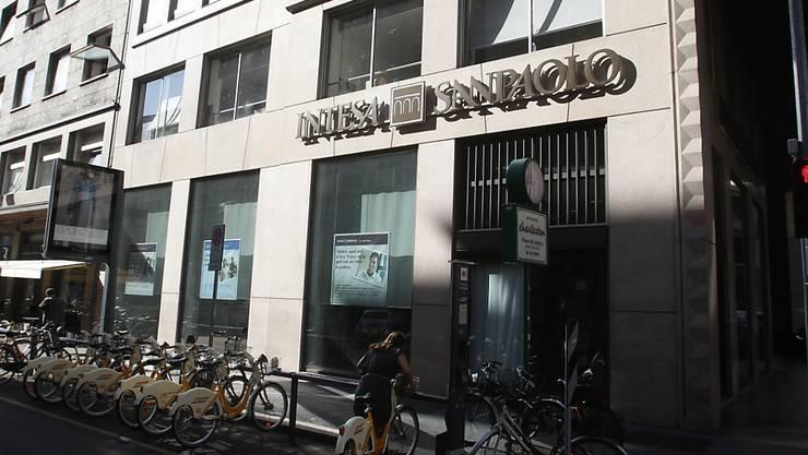In Italien kommt es zu einer grösseren Bankenfusion. (Archivbild)