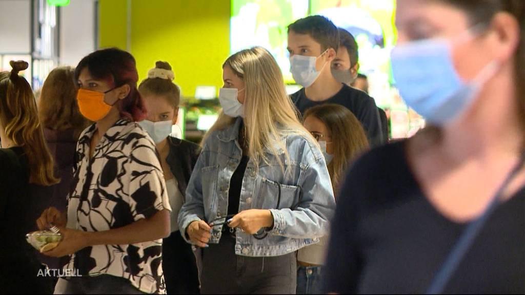 Gewerbeverband wehrt sich gegen eine Maskenpflicht im Aargau