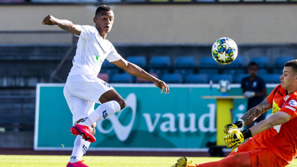 Lausanne findet gegen Chiasso zum Siegen zurück