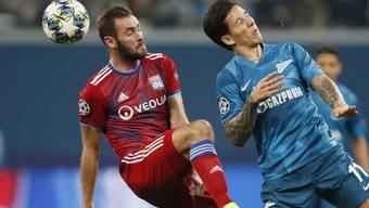 Lucas Tousart (links) ist der neue Rekord-Einkauf von Hertha Berlin