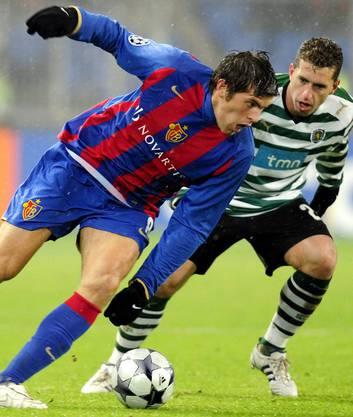 Benjamin Huggel (FC Basel/Schweiz)